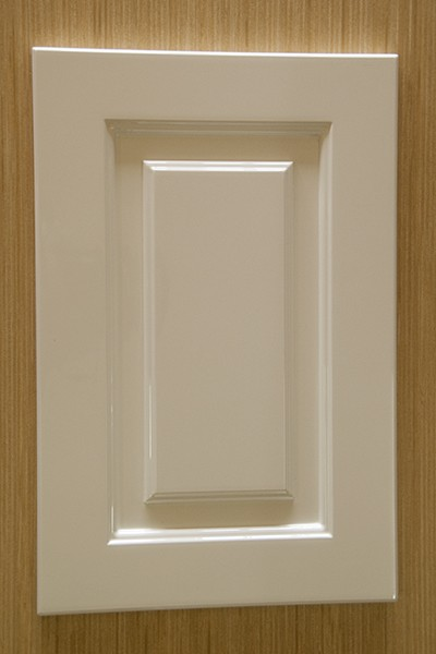 Series 3 Oxley Laminex White Gloss